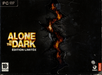 Alone in the Dark (french limited edition)