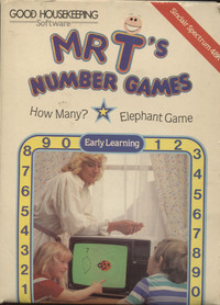 Mr T's Number Games
