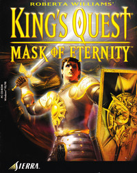 King's Quest Mark of Eternity