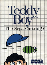 Teddy Boy (Cartridge Version)