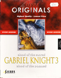 Gabriel Knight III Blood of the Damned