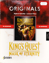 King's Quest Mark of Eternity (Originals)