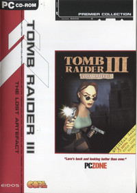 Tomb Raider III: The Lost Artefact (Eidos  premier collection)