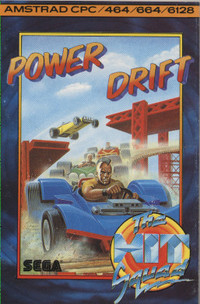 Power Drift (The Hit Squad)