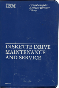 Diskette Drive Maintenance and Service