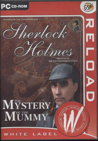 Sherlock Holmes: The Mystery of the Mummy (GSP Reload)