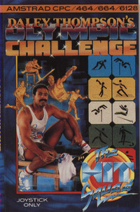 Daley Thompson's Olympic Challenge (Hit Squad)