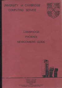 Cambridge Phoenix Newcomer's Guide