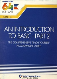 An Introduction To BASIC Part 2