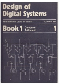 Design of Digital Systems - Book 1 - Computer Arithmetic