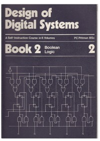 Design of Digital Systems - Book 2 - Boolean Logic