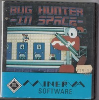 Bug Hunter in Space