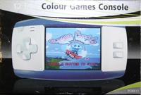 PCMX11 12-in-1 Colour Games Console