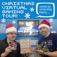 Christmas Virtual Gaming Tour - Friday 18th December 2020
