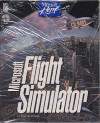 Microsoft Flight Simulator Ver.5.1