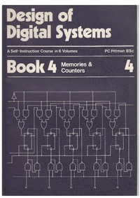 Design of Digital Systems - Book 4 - Memories & Counters