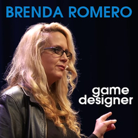 In Conversation With Brenda Romero (Hosted by Violet Berlin) - Friday 23rd March 2018