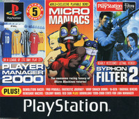 Official UK Playstation Magazine CD - Disc 57