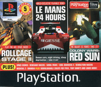 Official UK Playstation Magazine CD - Disc 56