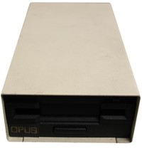 Opus 3-inch Disk Drive for the BBC Micro