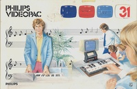 Philips Videopac 31 - Musician