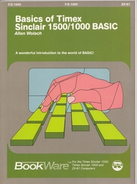 Basics of Timex Sinclair 1500/1000 BASIC