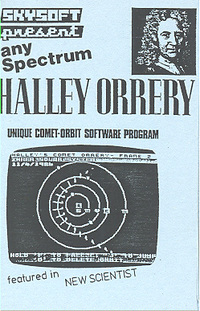 Halley Orrery