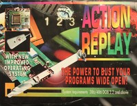 Datel PC Action Replay