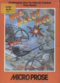 Mig Alley Ace (Disk)