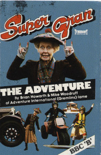 Super Gran the Adventure