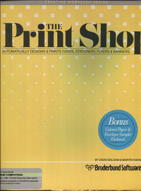 The Print Shop (Disk)