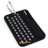 Sinclair ZX Spectrum Luggage Tag