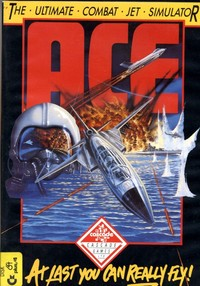 Ace (Commodore 64 & Plus 4 Disk)