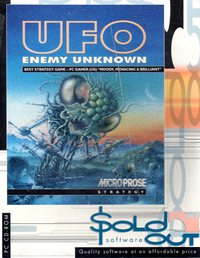 UFO - Enemy Unknown (Sold Out)