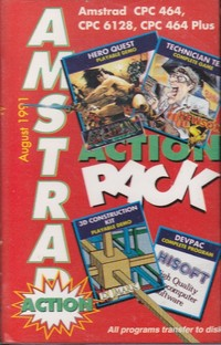 Amstrad Action Pack (Tape 5)