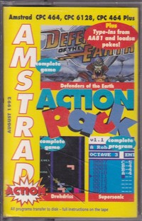 Amstrad Action Pack (Tape 17)