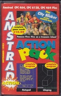 Amstrad Action Pack (Tape 18)