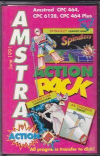 Amstrad Action Pack (Tape 3)
