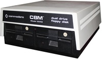 Commodore 3040 Dual Floppy Drive