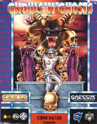 Ghouls 'n' Ghosts