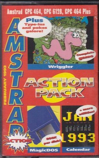 Amstrad Action Pack (Tape 23)