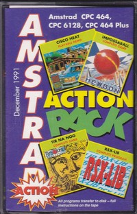 Amstrad Action Pack (Tape 9)