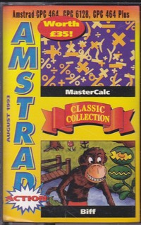 Amstrad Action Pack (Tape 29)