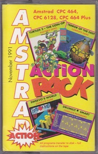 Amstrad Action Pack (Tape 8)