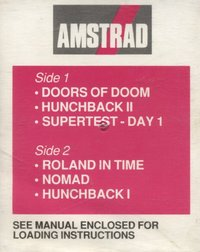Amstrad Games - Disc 2