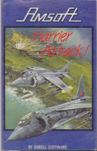 Harrier Attack!
