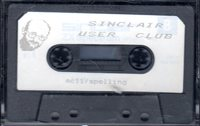 Sinclair User Club Tape 11 - Wordsearch