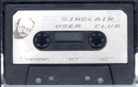 Sinclair User Club Tape 9 - Bingo