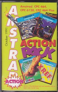 Amstrad Action Pack (Tape 7)