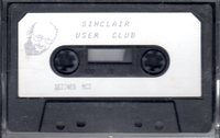 Sinclair User Club Tape 3 - Dezines
